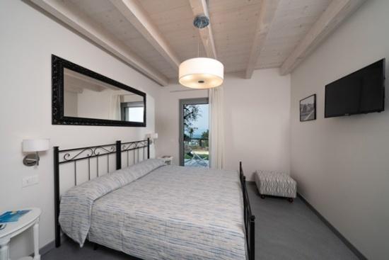 <b>Schlafbereich neue/renovierte Appartements