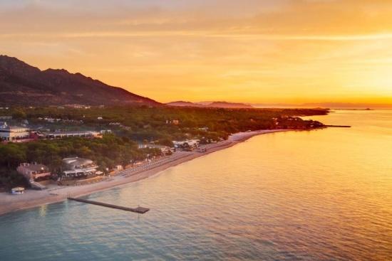 <b>Der Strand - ein Traum beim Sundowner..