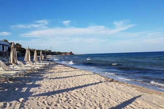 <b>Der traumhafte Strand