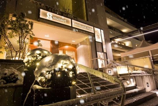 <b>Der Kreuzwirt im Winter - wunderbar!