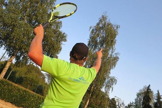 <b>Geschulte Tennistrainer