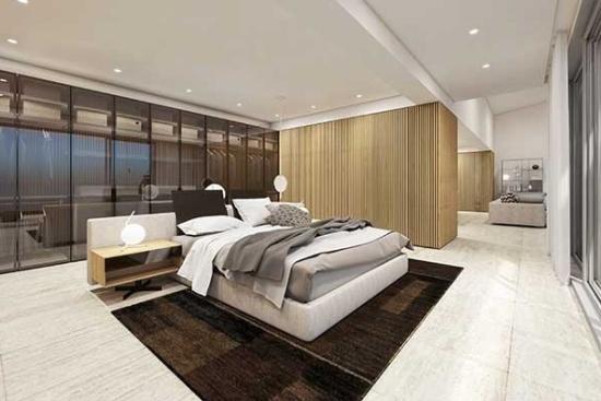 <b>Das Penthouse - purer Luxus