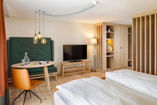<b>Neu renovierte Zimmer