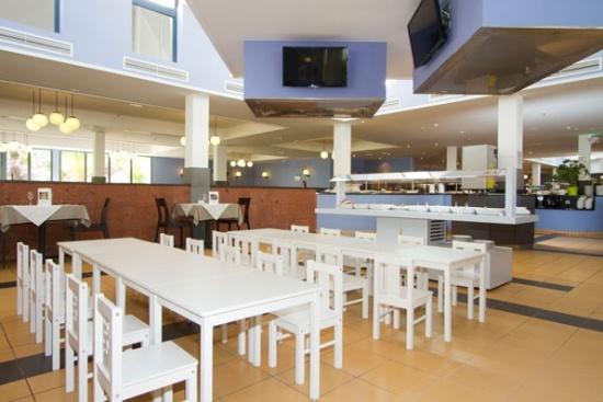 <b>Buffet-Restaurant
