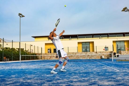 <b>Tennistraining moeglich
