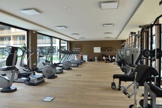 <b>Das Gym