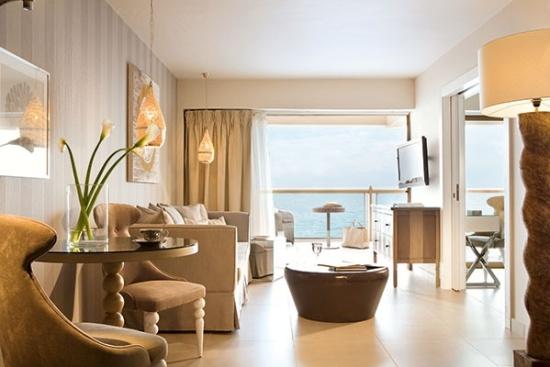 <b>Familienzimmer im Sani Beach (mit einem Schlafzimmer)