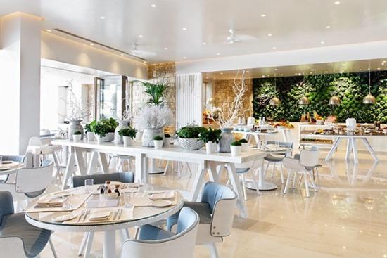 <b>Eines der vielen Restaurants mit Dine Around Konzept