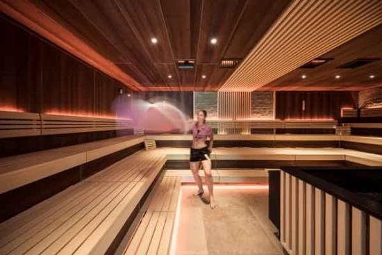<b>Event-Sauna
