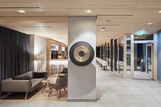<b>Die Lounge