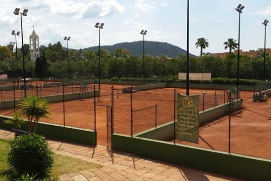 <b>Tennisclub Santa Ponsa