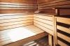 <b>Finnische Sauna