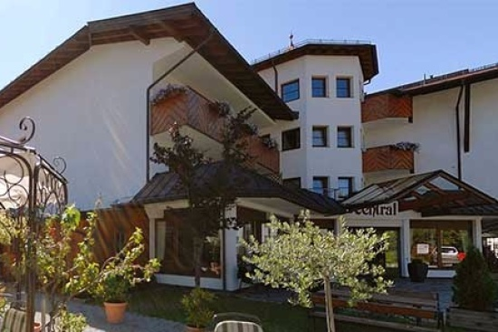 <b>Hotel Central in Seefeld