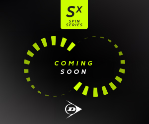 Dunlop SX Racketserie - Coming soon!