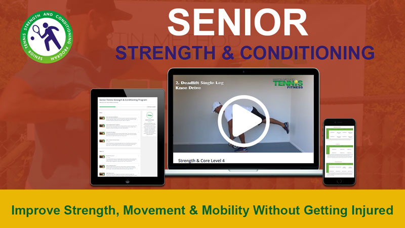 Senior Strength Conditioning