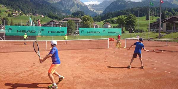 Tenniscamps ETA Juniors