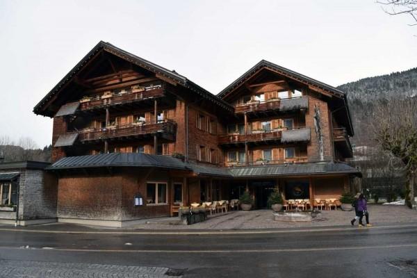 TennisTraveller-Hotel-Post-Bezau-Hotelansicht