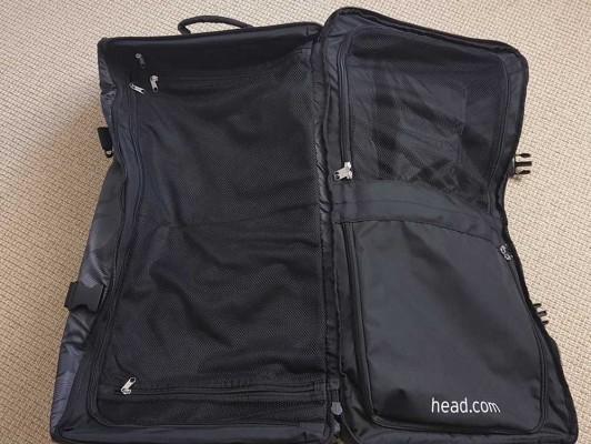TennisTraveller-Travelbag-HEAD-offen