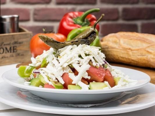 TennisTraveller-Reiseland-Bulgarien-Salat