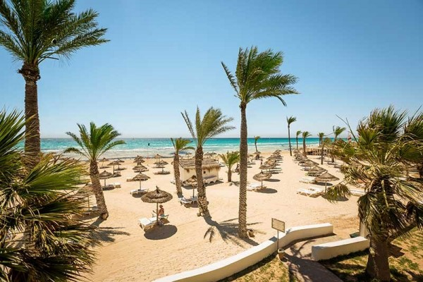 TennisTraveller-Tennishotel-ROBINSON-Club-Djerba-Bahiya-Strand