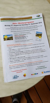 Tennishotel-Brennseehof-Wochenprogramm