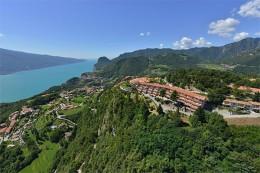 Tennishotel-LeBalze-Gardasee-Ansicht