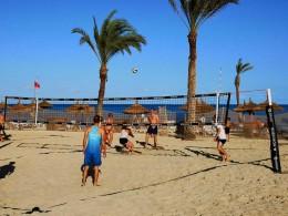 Robinson-Clubtester-Djerba-Beachvolleyball