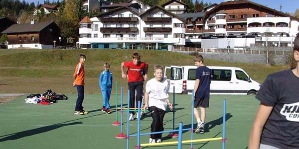 Tennis, Sport & Fitness Camp in Seefeld