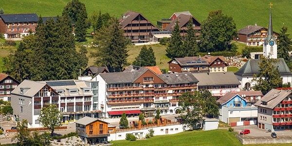 Hotel Hirschen***