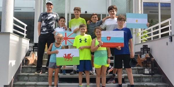 Tennis-Jugendcamp in Toggenburg - Frühlingsferien