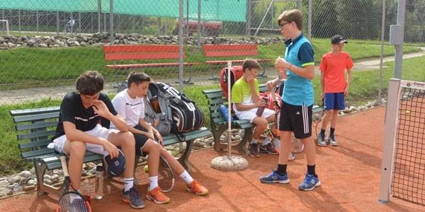 Tennis-Jugendcamp in Toggenburg - Sommerferien I