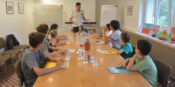 Tennis-Jugendcamp in Toggenburg - Sommerferien II