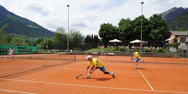 Tenniskurse der European Tennis Academy