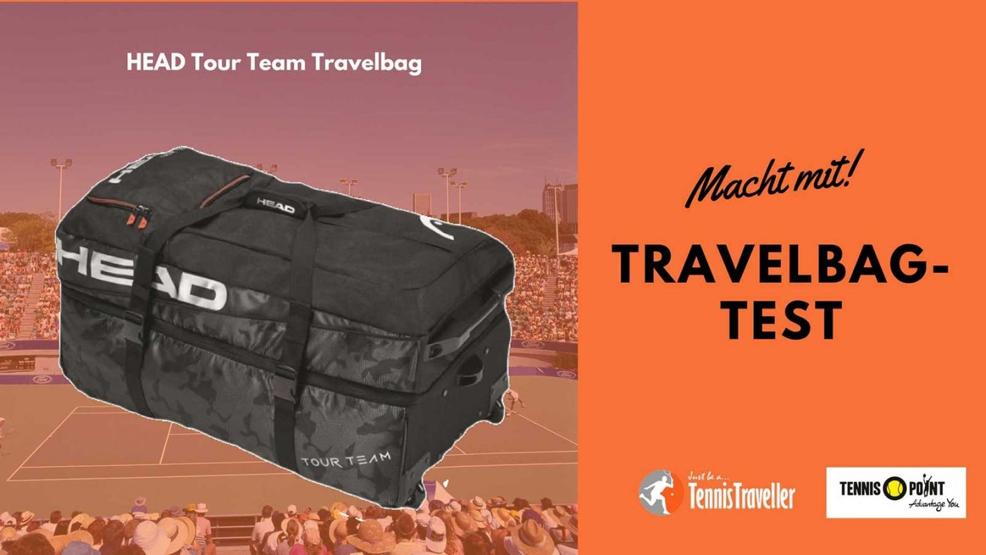 HEAD Tour Team Travel Reisetasche Bild 1