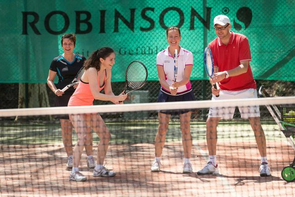 Tennis-Camp ROBINSON Club Djerba Bahiya