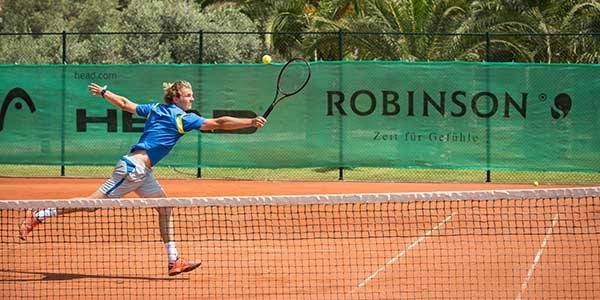 Tenniscamp ROBINSON Club Cala Serena