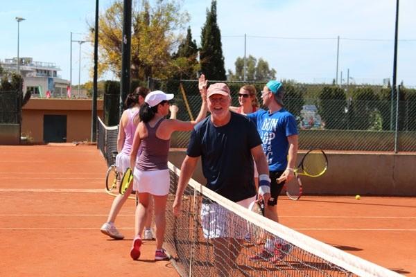 Tennis meets Mallorca 2019 - die Frühschicht