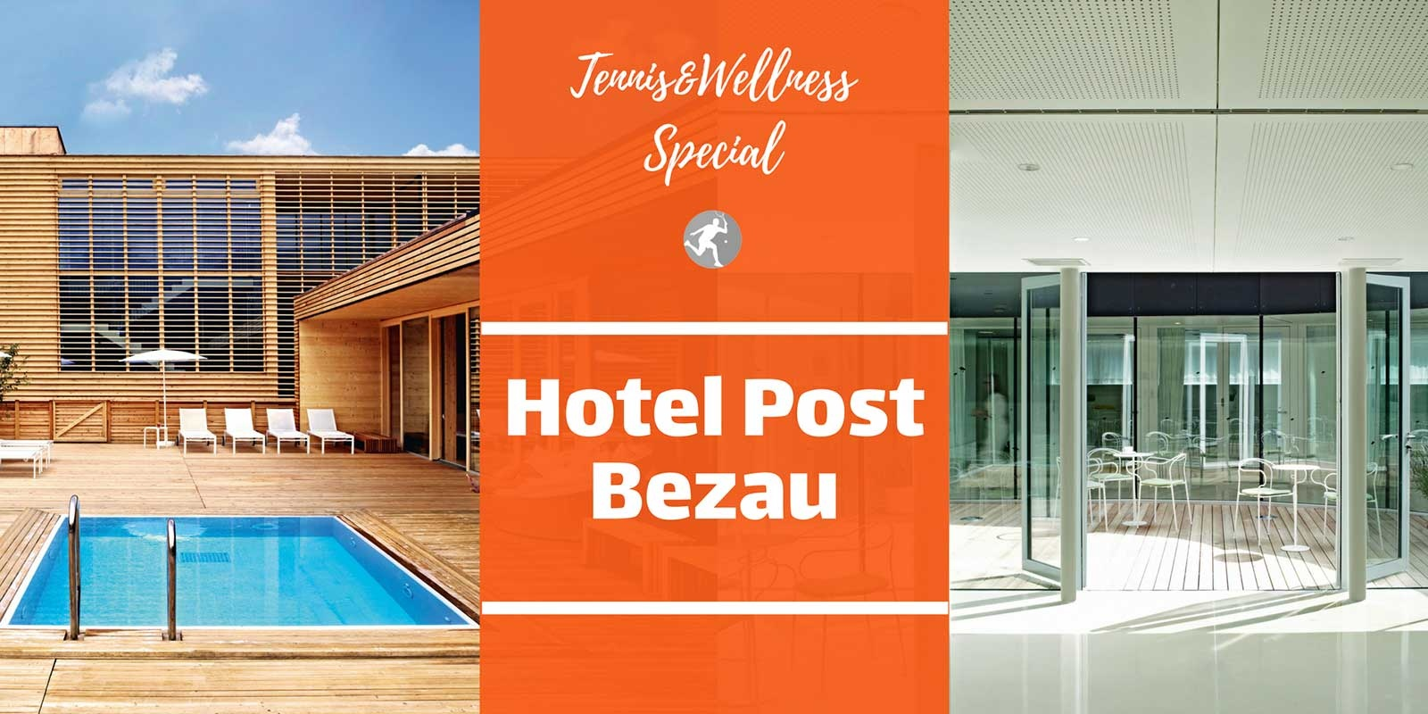 Tennis & Wellness im Hotel Post Bezau Bild 1