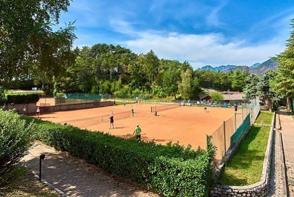 Tenniscamps am Gardasee