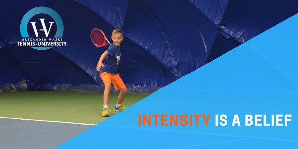 Junior Tenniscamp - Camp-Diary Tag 1
