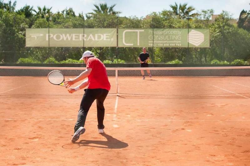 Tennisturnierreise zu den ITF Santa Ponsa Senior Open 2019