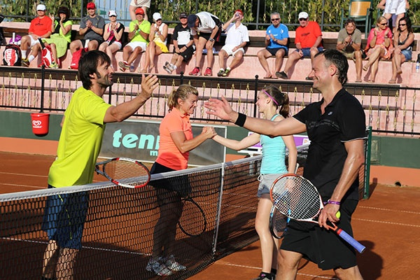 Int. Tennisweek Tennis & Fun