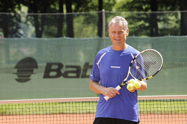 Tenniscamp Sepp Baumgartner