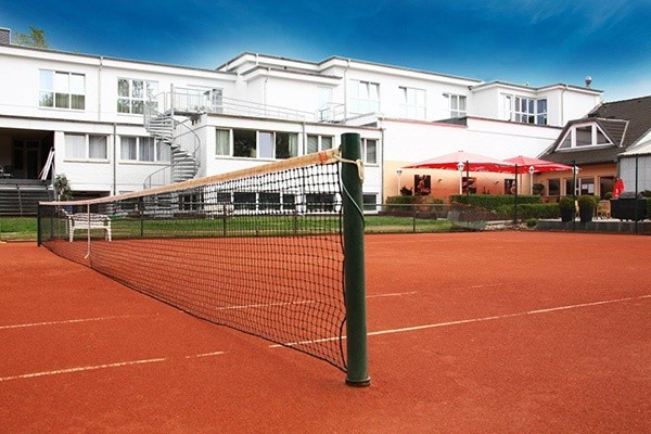 Tennis-Packages im Racket InnSporthotel