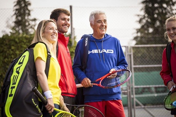 Just do it - Tennis-Special im Hirschen