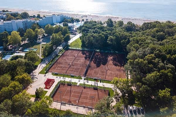 Lastminute-Tenniscamp an Pfingsten in Bulgarien
