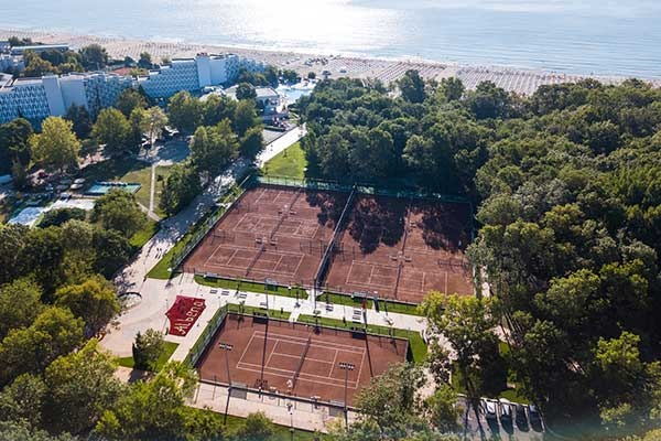 Lastminute-Tenniscamp an Pfingsten in Bulgarien