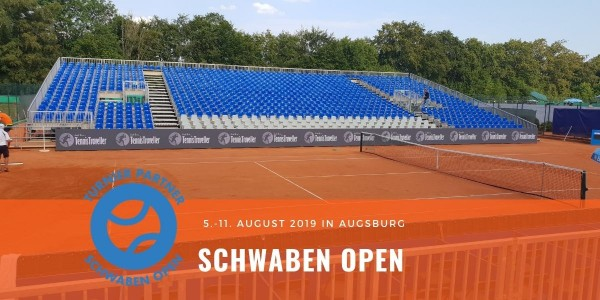 Turnierpartner Schwaben Open 2019