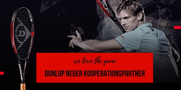 Dunlop neuer Kooperationspartner