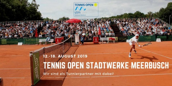 Turnierpartner Tennis Open Stadtwerke Meerbusch